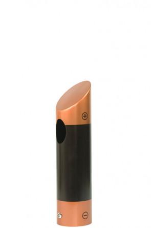 Altbatterie Abfalleimer small 0,7 Ltr.