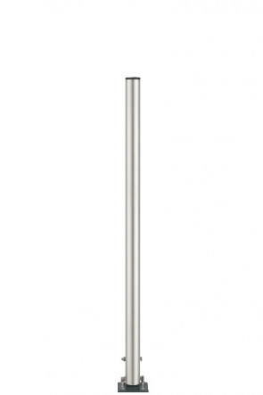 Pole Strand, stainless, 145cm