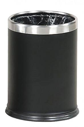 Papierkorb in schwarz 12 Ltr.