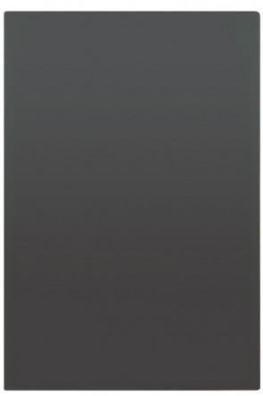 Info Module Board. Total Grösse  80x98cm. Charcoal. RAL 7016