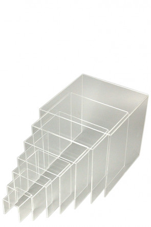 Nesting Shelves x 7 - clear