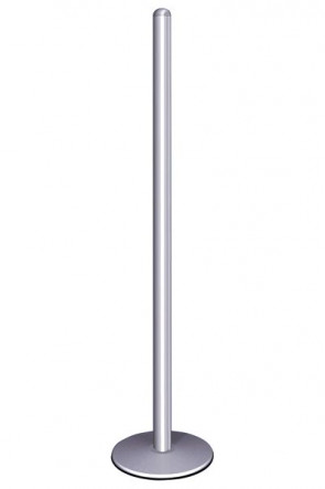 Multi Stand 2-Kanal 190cm. Pole + Base + Top