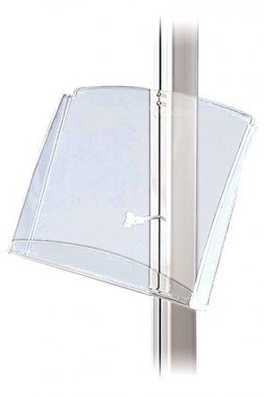 Multi Stand acryl Ablage A4 horizontal
